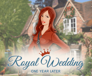 Save 50% on Royal Wedding: One Year Later Episodes & Power-Ups