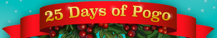 25 Days of Pogo - 2019 Holiday Countdown