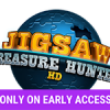Jigsaw Treasure Hunter - Game Logo - Only on Early Access