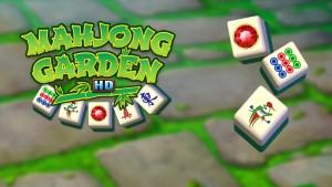 Mahjong Garden HD (Game Logo)