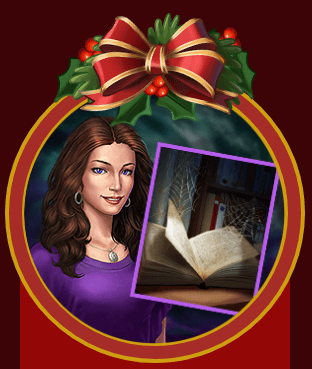 Free Gift: Claire Hart: Secret in the Shadows Mix-n-Match Badge