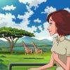 Mahjong Safari HD Global Travel Badge