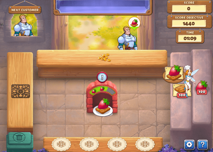 Crazy Cakes 2 - Screenshot