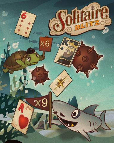 Solitaire Blitz Mix-n-Match Badge