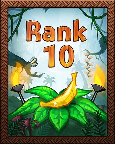 Jungle Gin HD Rank Badge