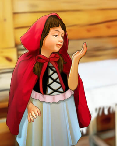 StoryQuest Little Red Riding Hood Episode 2 Badge