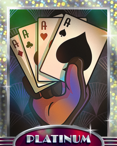 Spades HD Mix-n-Match Badge