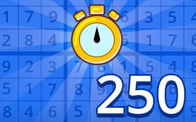 Pogo Daily Sudoku In-Game Achievement Badge