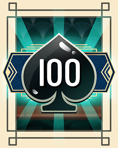 Spades HD Rank Badge
