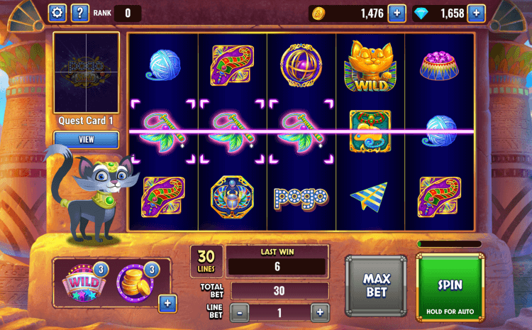 Pogo Slots (screenshot)