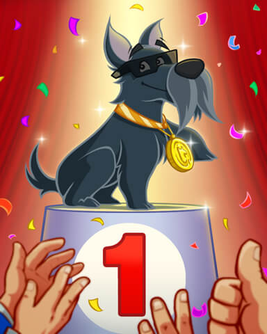 Canasta HD In-Game Award Badge