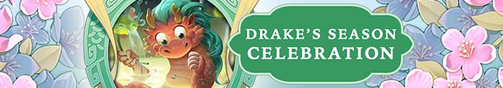 Drake's Season Celebration