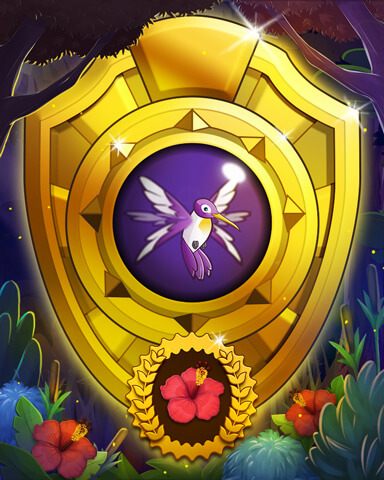 Harmony's Flight Bonus Badge