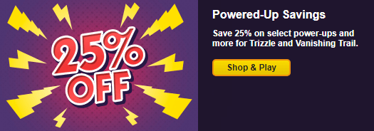 Save 25% in Select Games Through June 9