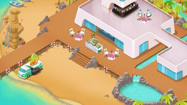 Snowbird Solitaire Update: The Docks