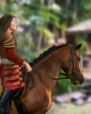 StoryQuest Mulan Episode 1 Badge
