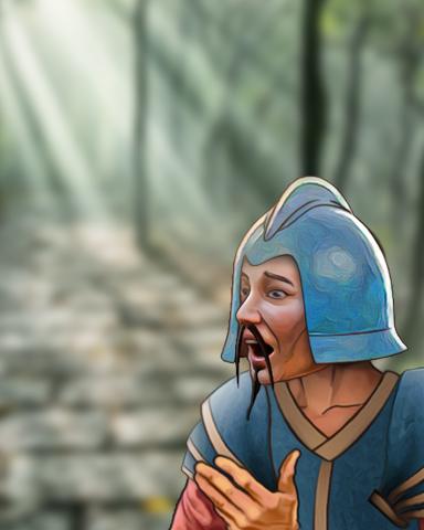 StoryQuest Mulan Episode 4 Badge