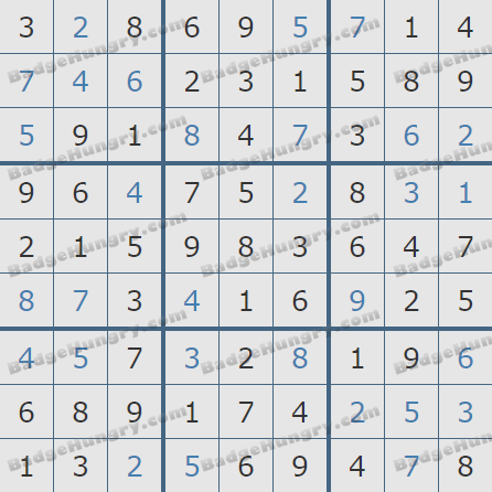 Pogo Daily Sudoku Solutions: July 4, 2020