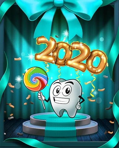 Sweet Tooth Town – Town Celebration 2020 Badge