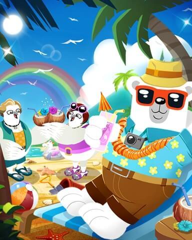 Summer Vacation Master Badge