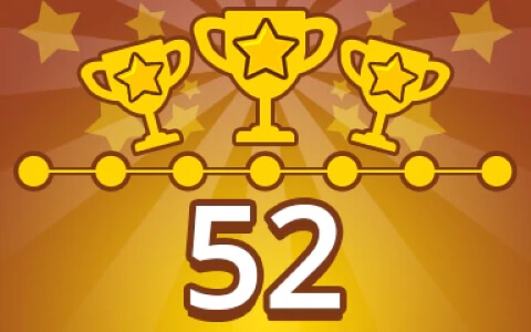 Pogo Daily Sudoku Weekly Special Badge