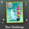 5 New Ice Cream Mix-n-Match Badges