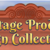 Now Available: Vintage Produce Sign Badge Collection