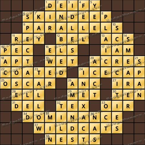 Crossword Cove HD Solution: September 12, 2020