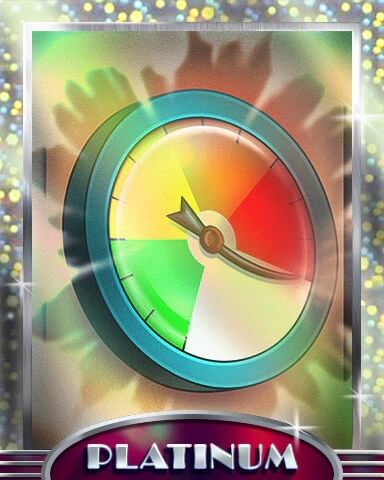 New Platinum Mix-n-Match Badge