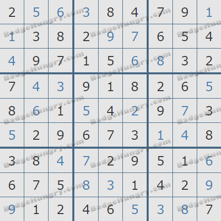 Pogo Daily Sudoku Solutions: October 2, 2020