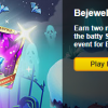 Bejeweled Stars: Spooky Island Halloween Event