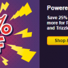 Save 25% in Select Games Through October 27