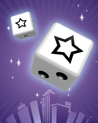 Dice City Roller HD In-Game Achievement Badge