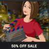 Save 50% on Cross Country Adventure Power-Ups and Episodes