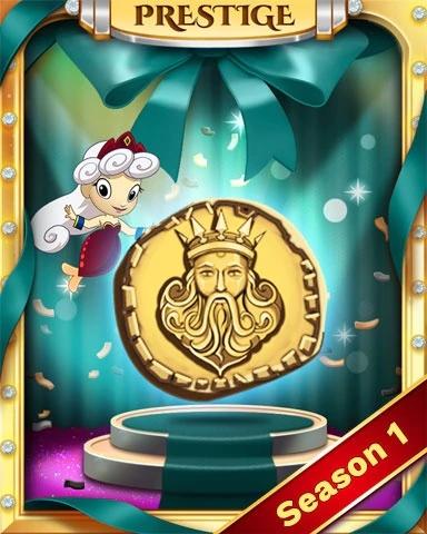 Atlantis Rises Event Badge