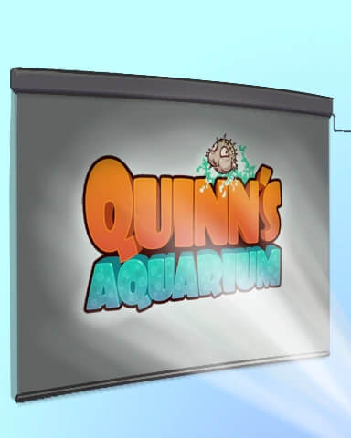 Quinns Aquarium Learning Lab Badge