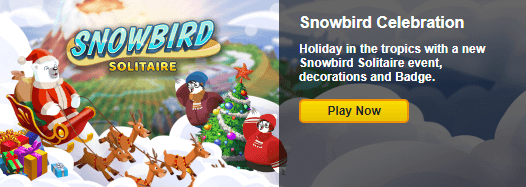Snowbird Solitaire: Holiday Event