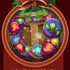 Poppit! Bingo Holiday Wreath Badge