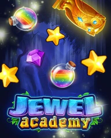Jewel Academy New December Badge