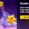 Earn Double Pogis from Today's Daily Challenges
