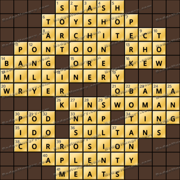 Crossword Cove HD Solution: February 21, 2021