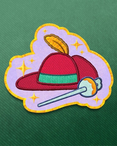 First-Rate Fencer Badge