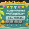 Snowbird Solitaire: Fabled Sandcastle Event