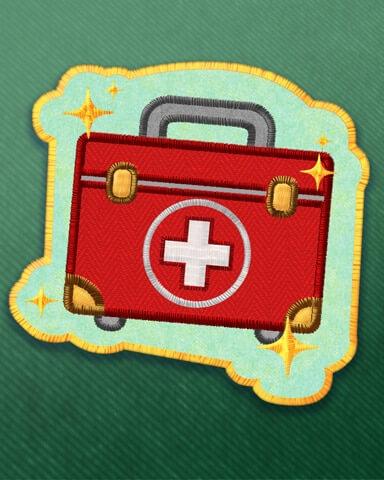 Masterful Medic Badge