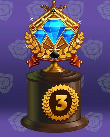 Jeweled Journey Badge Marathon Badge