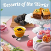 Desserts of the World Badge Collection
