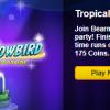 Snowbird Solitaire: Tropical Garden Party Event