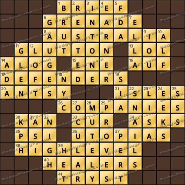 Crossword Cove HD Solution: May 9, 2021
