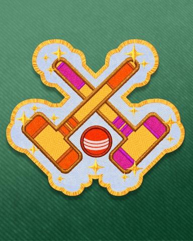 Croquet Champion Merit Badge