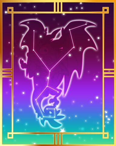Cosmik Constellation Badge